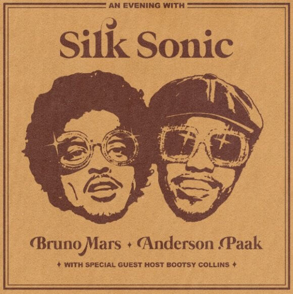Bruno Mars Anderson Paak Silk Sonic