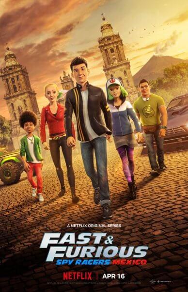 Fast & Furious Spy Racers Season 4