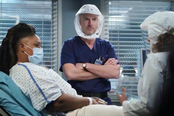 Grye's Anatomy Season 17 Episode 10