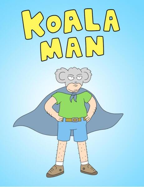 Koala Man