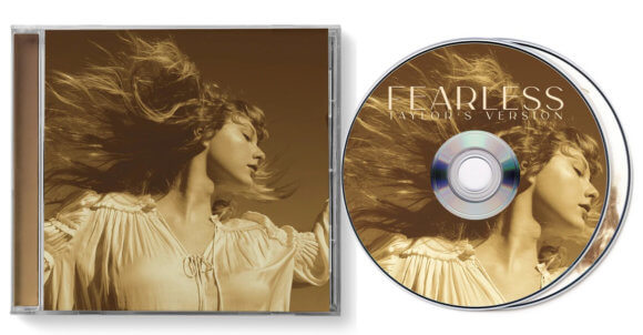 Taylor Swift Fearless Taylor's Version