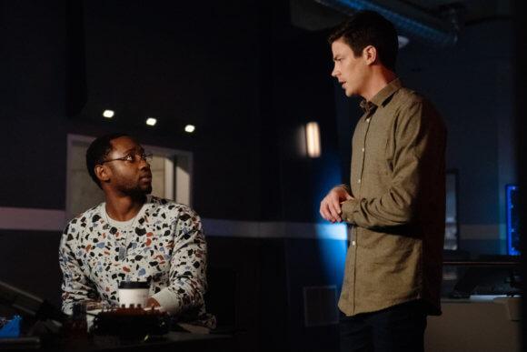 The Flash Season 7 Episode 1