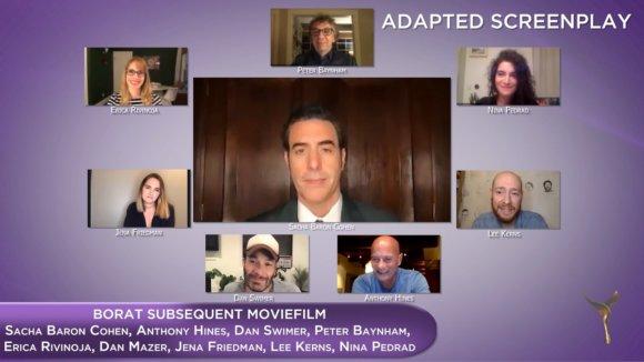 Writers Guild Awards Borat