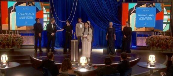 2021 Oscars Nomadland