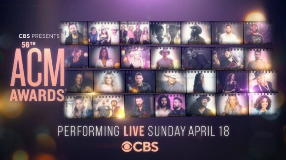ACM Awards 2021 Performers