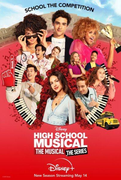 High School Musical The Musical The Series Season 2