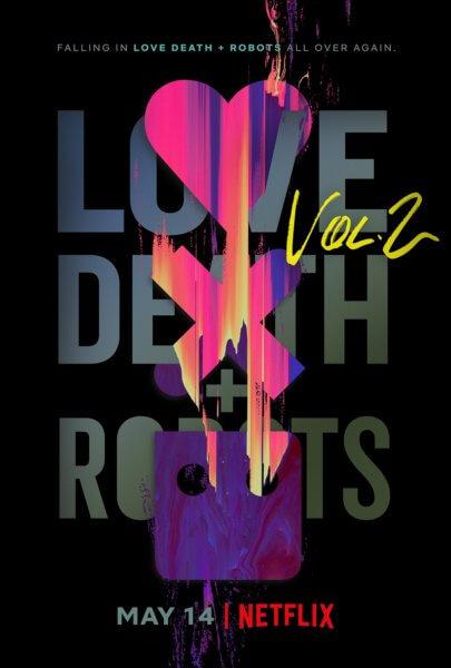 Love Death + Robots Volume II Poster