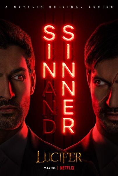Lucifer Season 5 Episode B Poster