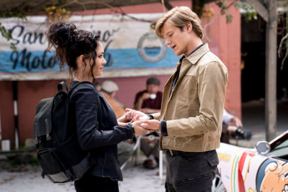 MacGyver Season 5 Episode 13