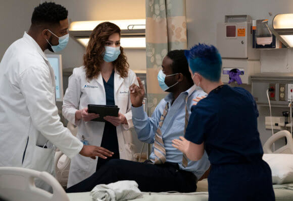 New Amsterdam Season 3 Episode 7
