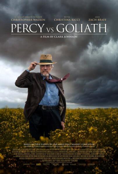 Percy Vs. Goliath