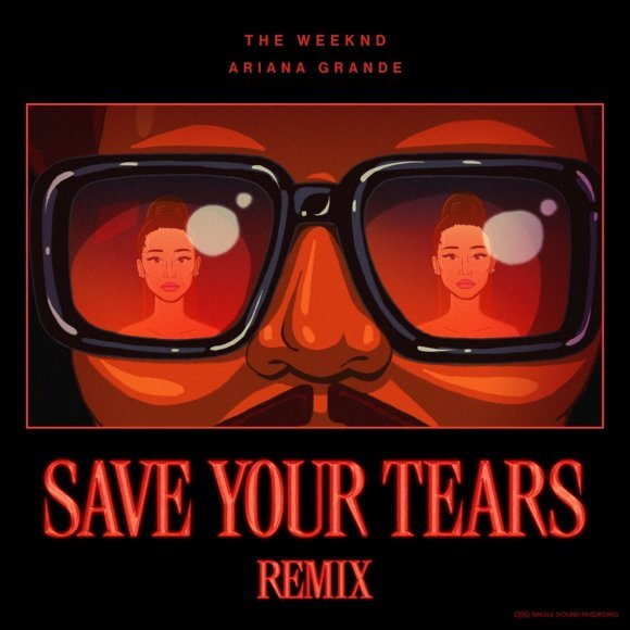 The Weeknd and Ariana Grande Save Your Tears
