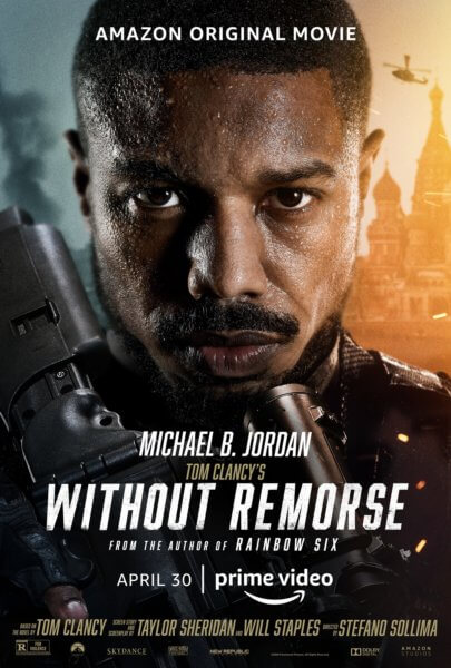 Without Remorse Teaser Poster