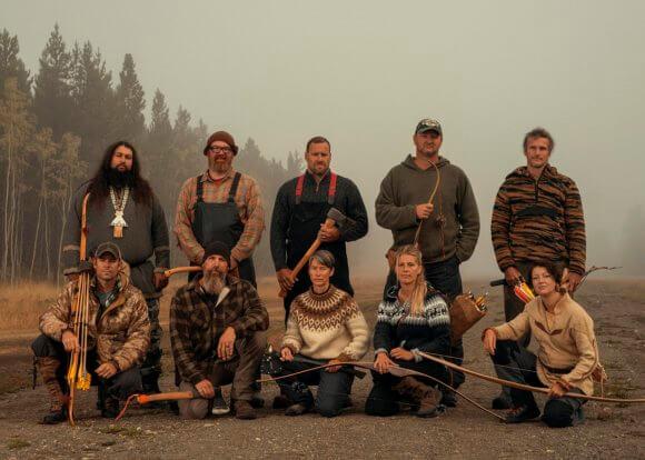 Alone Season 8 Competitors