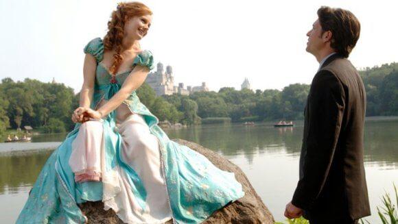 Disenchanted Reunites Enchanted Cast