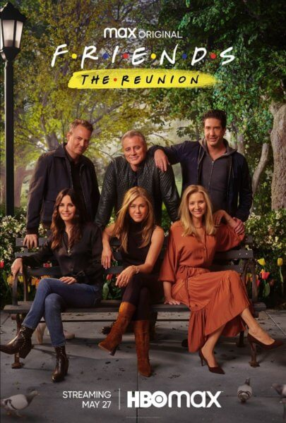 Friends: The Reunion Poster