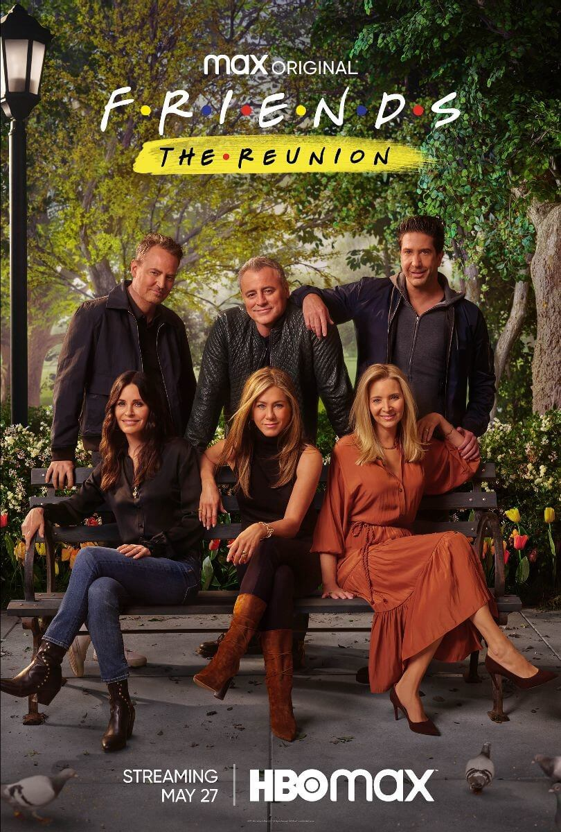 First Look: 'Friends: The Reunion' Trailer and Poster