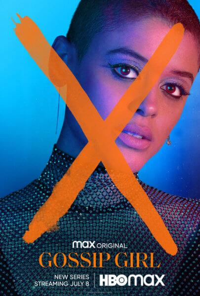 Gossip Girl Julien Poster