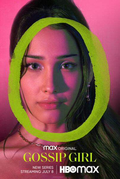 Gossip Girl Luna Poster