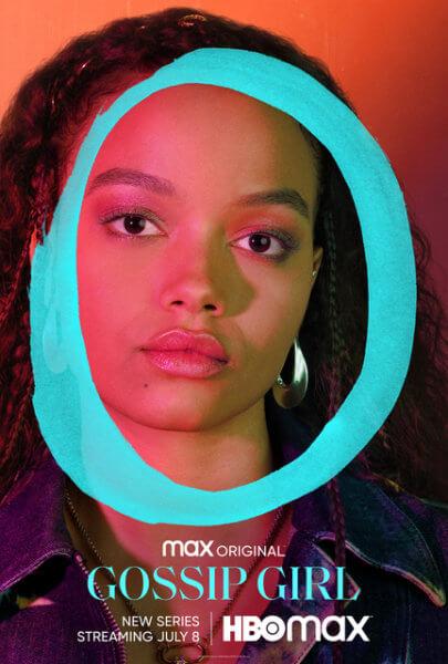 Gossip Girl Zoya Poster