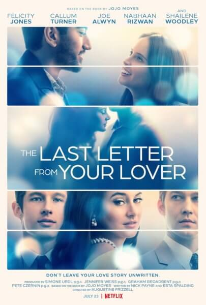 Last Letter From Your Lover Poster