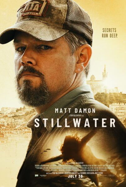 Stillwater Matt Damon Poster