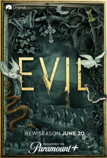 Evil Season 2 Poster