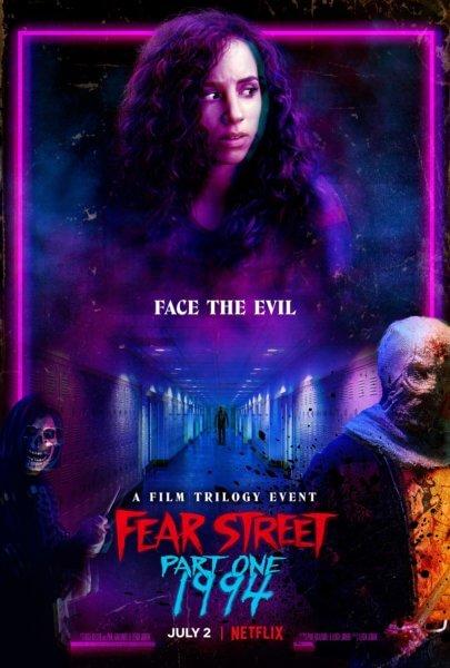 Fear Street Part 1: 1994 Poster