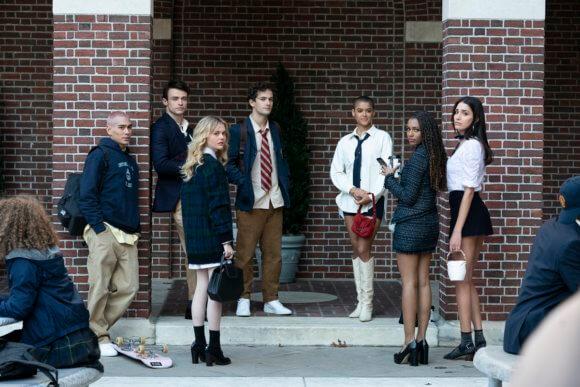 Gossip Girl 2021 Cast