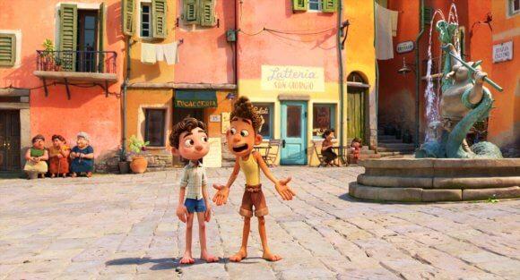 Luca Movie
