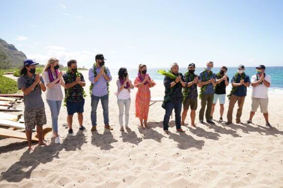 NCIS: Hawai'i Blessing