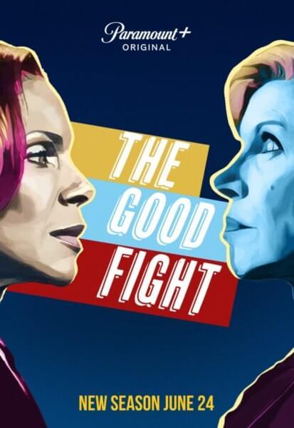 The Good Fight Season 5 Poster