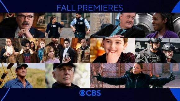CBS Fall Premiere Dates
