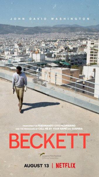 Beckett Poster
