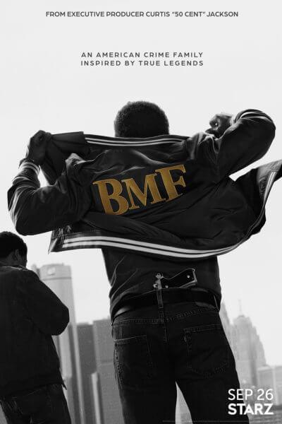 BMF Season 1 Poster