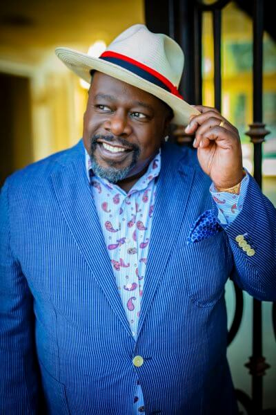 Cedric the Entertainer Hosts the Emmys