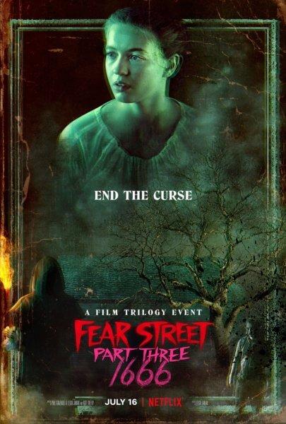 Fear Street Part 3: 1666 Poster