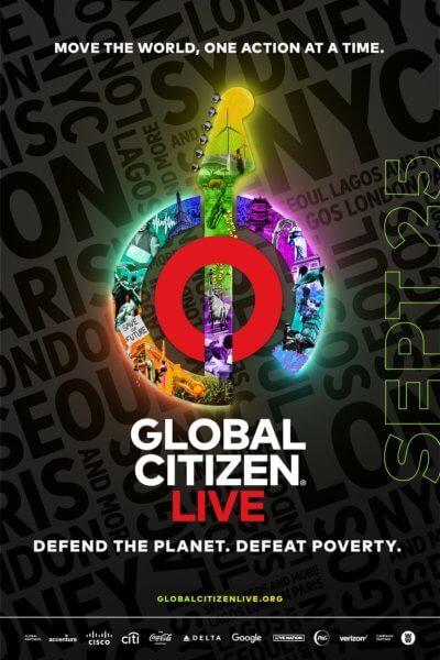 Global Citizen Live 2021
