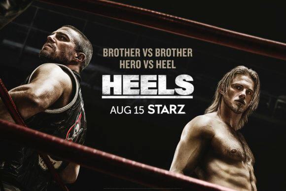 Heels Season 1 Poster