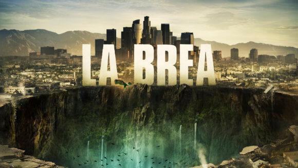 La Brea Season 1 Poster