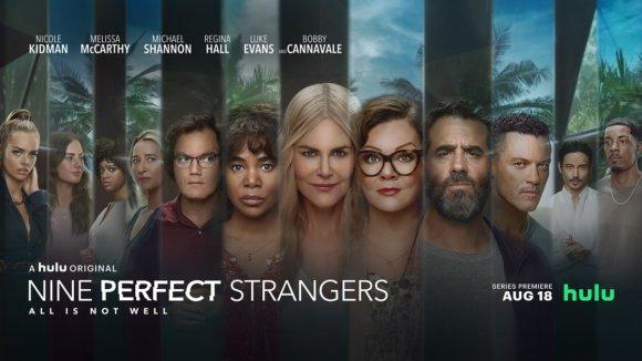 Nine Perfect Strangers Poster