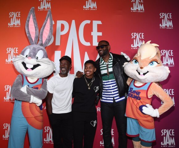 Space Jam A New Legacy Cast