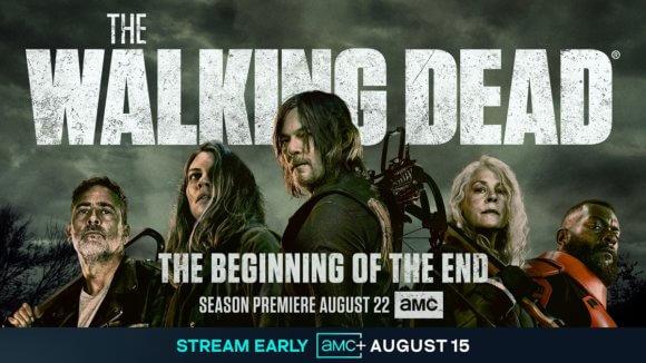 The Walking Dead Season 11 Poster