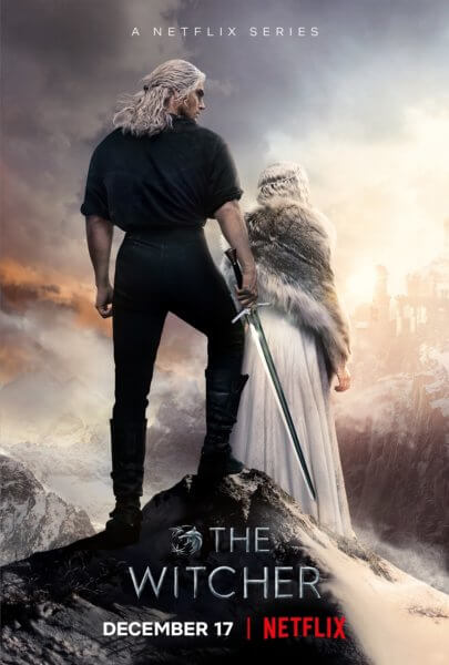TheWitcher SEason 2 Poster