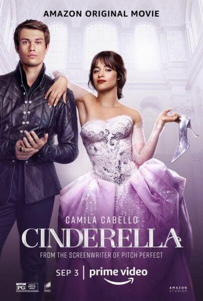Cinderella Final Poster