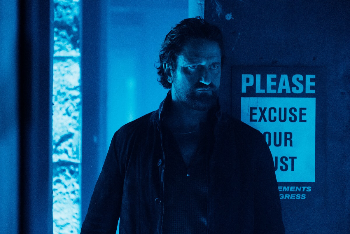 Gerard Butler's Latest Thriller 'Copshop' Releases a New Trailer