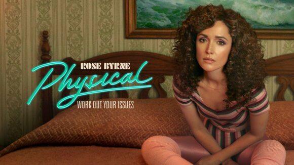 Physical Star Rose Byrne
