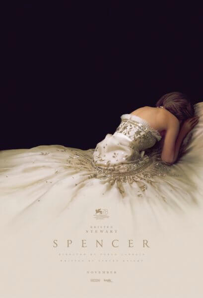 Spencer Teaser Poster