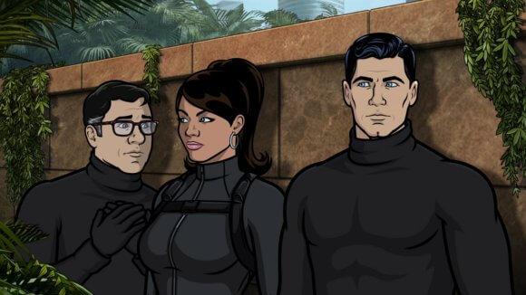 Archer Renewed Season 13