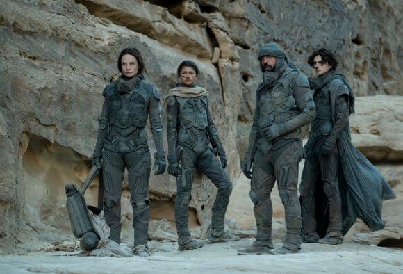 Dune Cast Photo